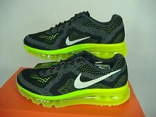 New 5.5 Youth NIKE Air Max 2014 GS Glow Waffle Shoes $150 685683-001 Womens 7