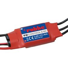 Ro-Control 6-60 (80A) BEC Brushless Regler 5A Robbe