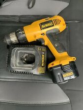 Dewalt 12v Drill With Battery And Battery Charger