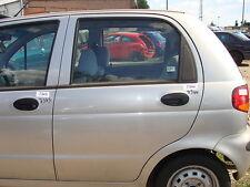 TÜR Daewoo Matiz KLYA 0,8i 4-türig links Fahrerseite hinten