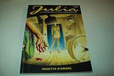 JULIA 2-OGGETTO D'AMORE-1998-GIANCARLO BERARDI-SERGIO BONELLI EDITORE-BUONISSIMO