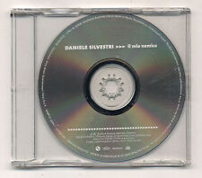 Cd PROMO DANIELE SILVESTRI Il mio nemico - cds singolo single