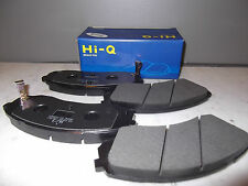 HI-Q HYUNDAI TERRACAN SUV HP SERIES 3.5L PETROL REAR BRAKE PAD PAIR SET