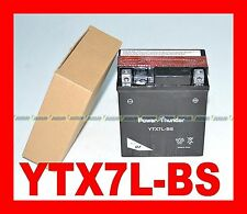 BATTERIE MOTO E SCOOTER YTX7L-BS PT-BATTERY = YUASA YTX7L BS YTX7LBS