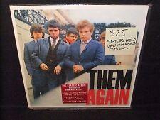 Them - Them Again Van Morrison Sealed New Vinyl LP Record Album