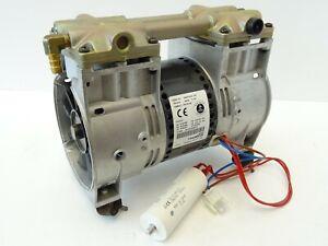 Vakuumpumpe Kompressor THOMAS 2660CHI39 Vacuum Pump Compressor -800mbar 3,5bar