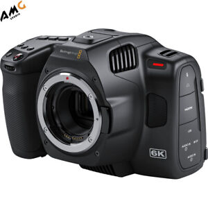 Blackmagic Design Pocket Cinema Camera 6K Pro (Canon EF) CINECAMPOCHDEF06P