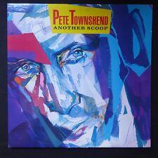 PETE TOWNSHEND un autre Scoop POLYDOR Inserts UK 1st Press A-1U/D-1U Vinyle 2LP Presque comme neuf