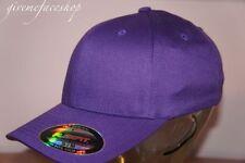 Cappelli da uomo Baseball viola in poliestere