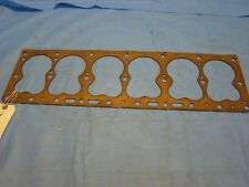 """1934 Studebaker 6-A """"Dictator"""" Copper Head Gasket Made in USA"""
