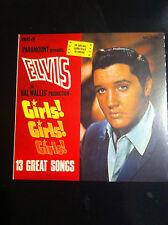 NEW CD Soundtrack Elvis Presley - Girls Girls! Girls! (Mini LP Style Card Case)