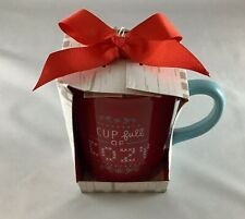"Hallmark Mug ""Cup Full Of Cozy"" Collectible Christmas Holiday Winter"
