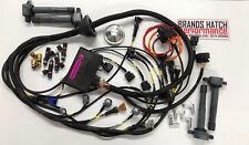 Link G4 + Storm ECU FORD RS Cosworth Yb MOTOR Kit Con Cableado del motor