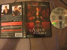 L'associé du diable de Taylor Hackford avec Al Pacino, DVD, Thriller