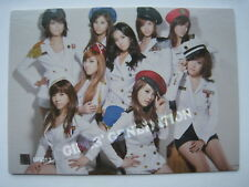 SNSD Girls Generation Star Collection Card Vol.1 Touch Rare Group GG013