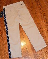 New listing Polo Ralph Lauren Authentic Junior Boys Brand New Original Pants Size 8, Nwt