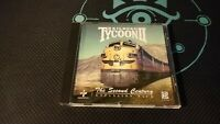Railroad Tycoon II: The Second Century (PC, 1999) CD-ROM