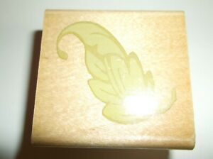"""Turned Leaf 3219C Suzanne Nicoll Rubber Stampede 2"""" x 2"""" Rubber Stamp 21ST135"""