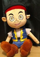 Disney 18 Inch Jake And The Neverland Pirates Soft / Plush Toy