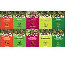 Chicza Organic Chewing Gum - Variety Box (10 Packs)