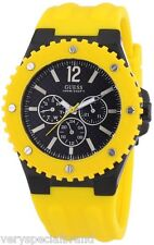 Guess Overdrive Chronograph Stainless Steel Watch W11619G5