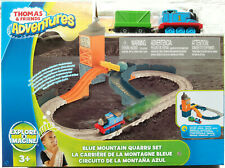 """Die kleine Lokomotive Thomas & Feunde Set """"Blue Mountain"""" von Fisher-Price"""