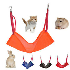 Summer Cat Pet Breathable Mesh Hanging Cage Hammock Small Animal Bed Gift Pretty