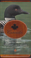 2004 Canada Elusive Loon Coin and Stamp Set - Sale