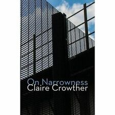 On Narrowness,Crowther, Claire,New Book mon0000096293