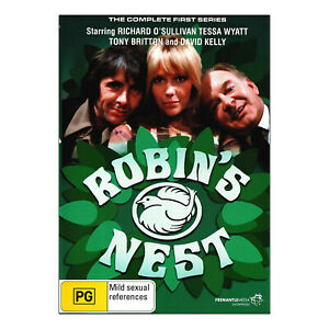 Robin's Nest: Series 1 DVD Brand New Region 4 Aust. Richard O'Sullivan Free Post