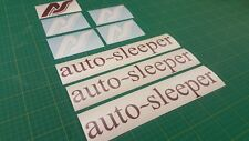 VW Auto sleeper AS logo graphics decals stickers Van T3 T25 VX50  camper