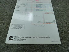 s l225 cummins isx manual ebay signature isx wiring diagram at mifinder.co