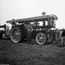 Collectable Contemporary Photographic Image Negatives with Transportation Theme