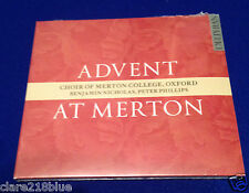 NEW Advent at Merton Choir Of Merton College Oxford 2012 CD Choral Christmas