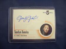 Babylon 5 Autograph Card A4 Tamlyn Tomita as Laurel Takashima