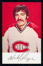 1978-79  MONTREAL CANADIENS POSTCARDS  MICHEL LAROCQUE   INV  J9030