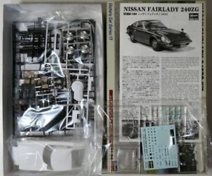Hasegawa 1/24 Nissan Fairlady 240ZG 1971 sports car HC-17 with tracking number