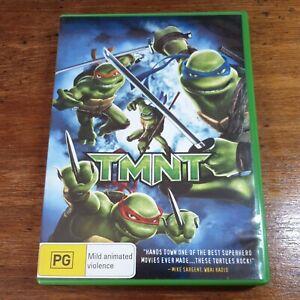 TMNT DVD R4 LIKE NEW FREE POST
