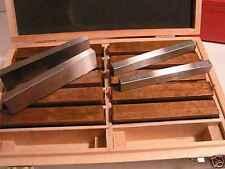 Precision Parallel Set - 12pair set 10x120mm