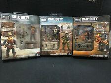 Mega Construx: Call of Duty Firebreak & Desert Tactics&WII Weapon Crate