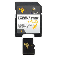 Humminbird LakeMaster NorthEast States PLUS v2.0 600045-4 Hummingbird HCNEP2