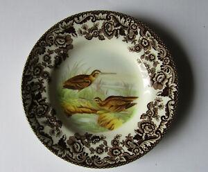 Spode Woodlands Snipe Tea / side Plate 16cm