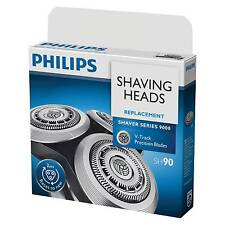 Philips SH90 Norelco Shaver Series 9000 Shaving Heads V-track Precision Blades
