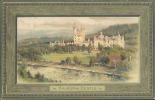 Balmoral castle 1908 Wildt & kray