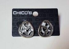 Fashion Jewelry 925Sterling Silver Lovely Zircon Dolphin Women Earrings EC943