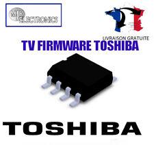 PROGRAMMED FLASH FIRMWARE SPI TV - TOSHIBA 32AV933