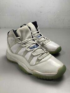 Boy's Jordan 11 Retro Legend Blue 2014 (GS) Shoes Size 6Y
