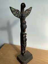 More details for boma canadian totem pole model. totemic folk art