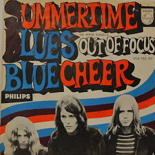 """Blue Cheer - Summertime Blues / out of Focus 7 """" Single (G 574)"""