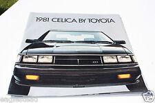 Auto Brochure - Toyota - Celica - 1981 (AB373) - OS